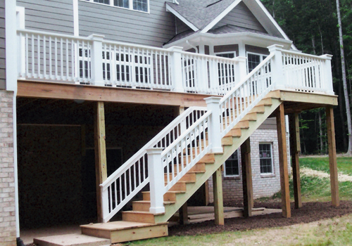 deck & porch installation/maintenance