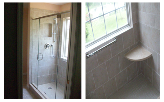 bathroom remodeling by advantage home contracting