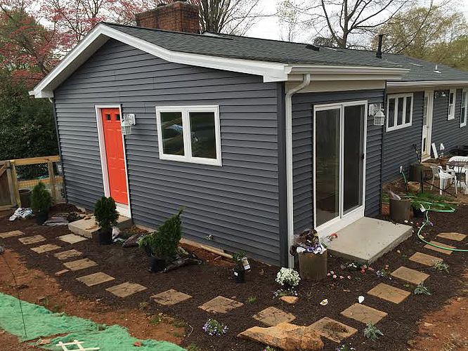 exterior home painting service