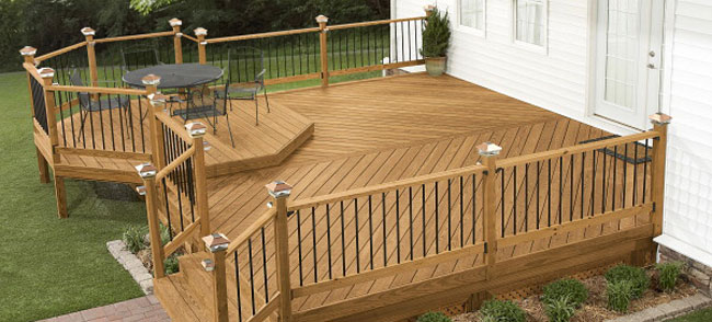 deck design by advantage home contracting